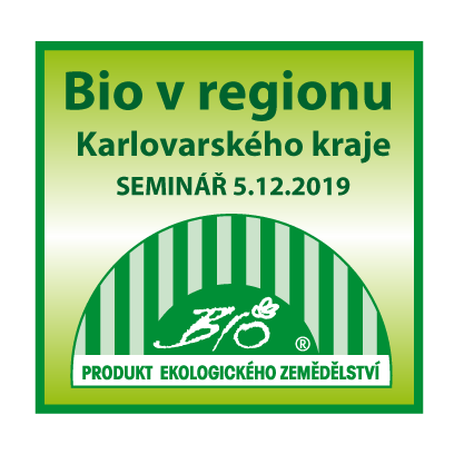 "Seminář ""Bio v regionu Karlovarského kraje"""