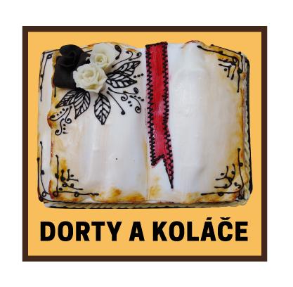 Dorty a koláče v netradičních úpravách podle M. D. Rettigové