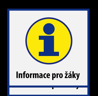Informace pro žáky